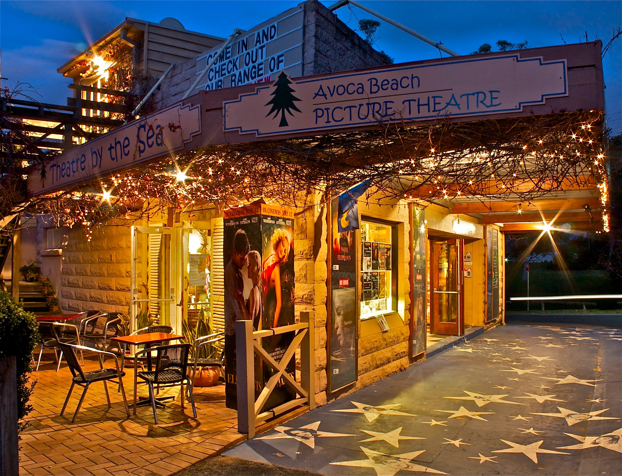 Starry Night Theatre Picture Avoca