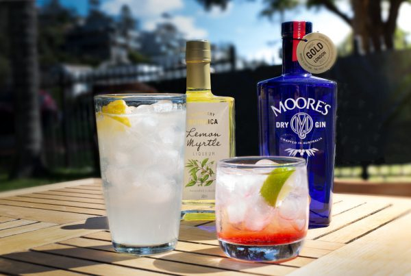 moores gin