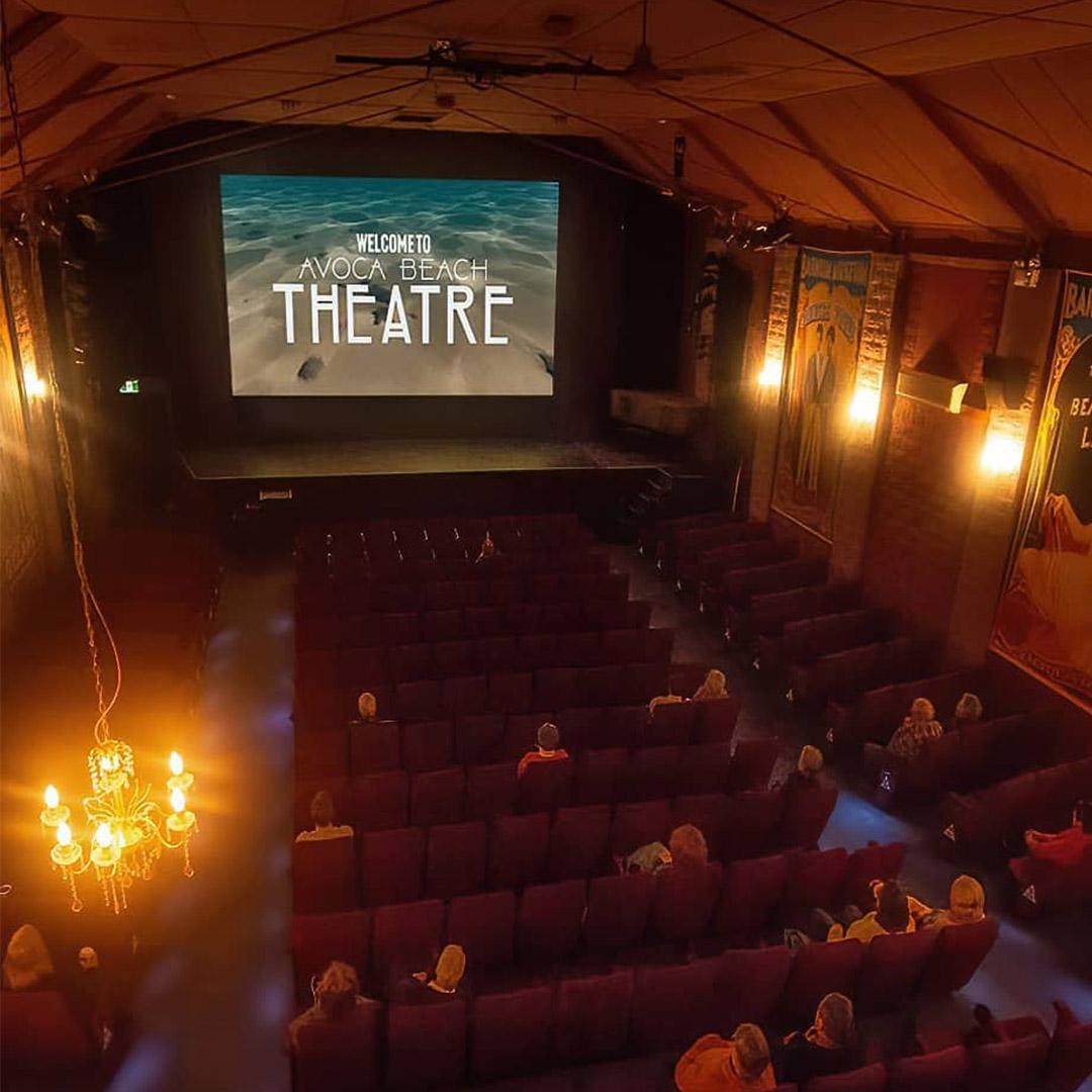 square inside theatre